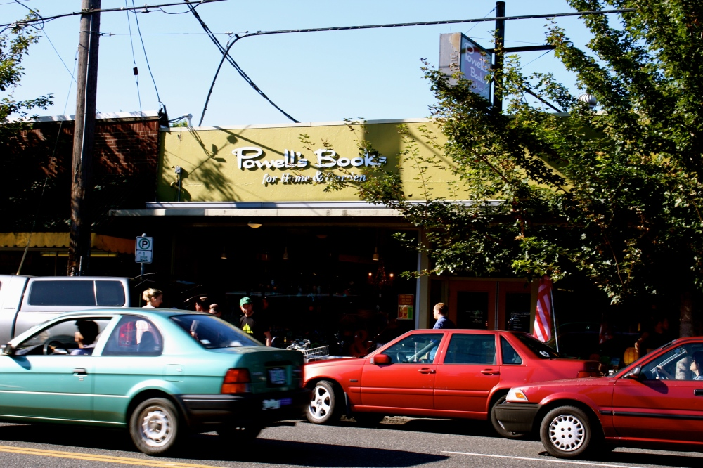Powell's Books, a Portland original/legend